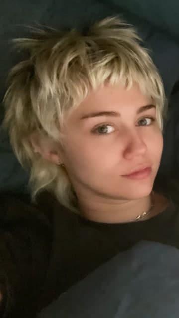 Miley Cyrus Hair 2020
