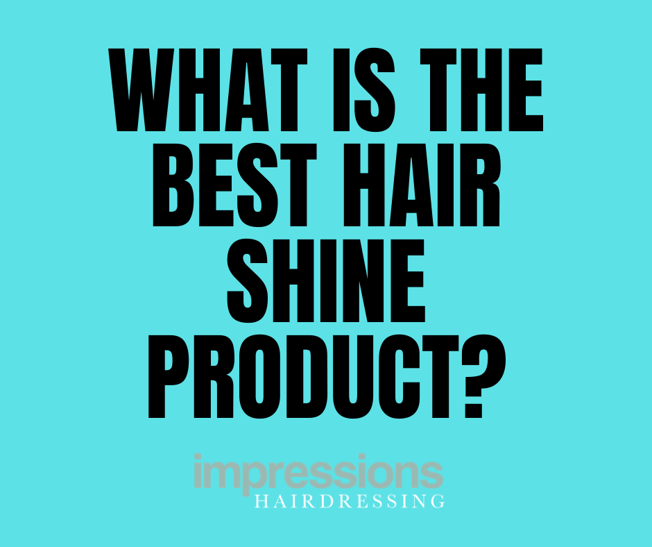 What Is The Best Hair Shine Product?
